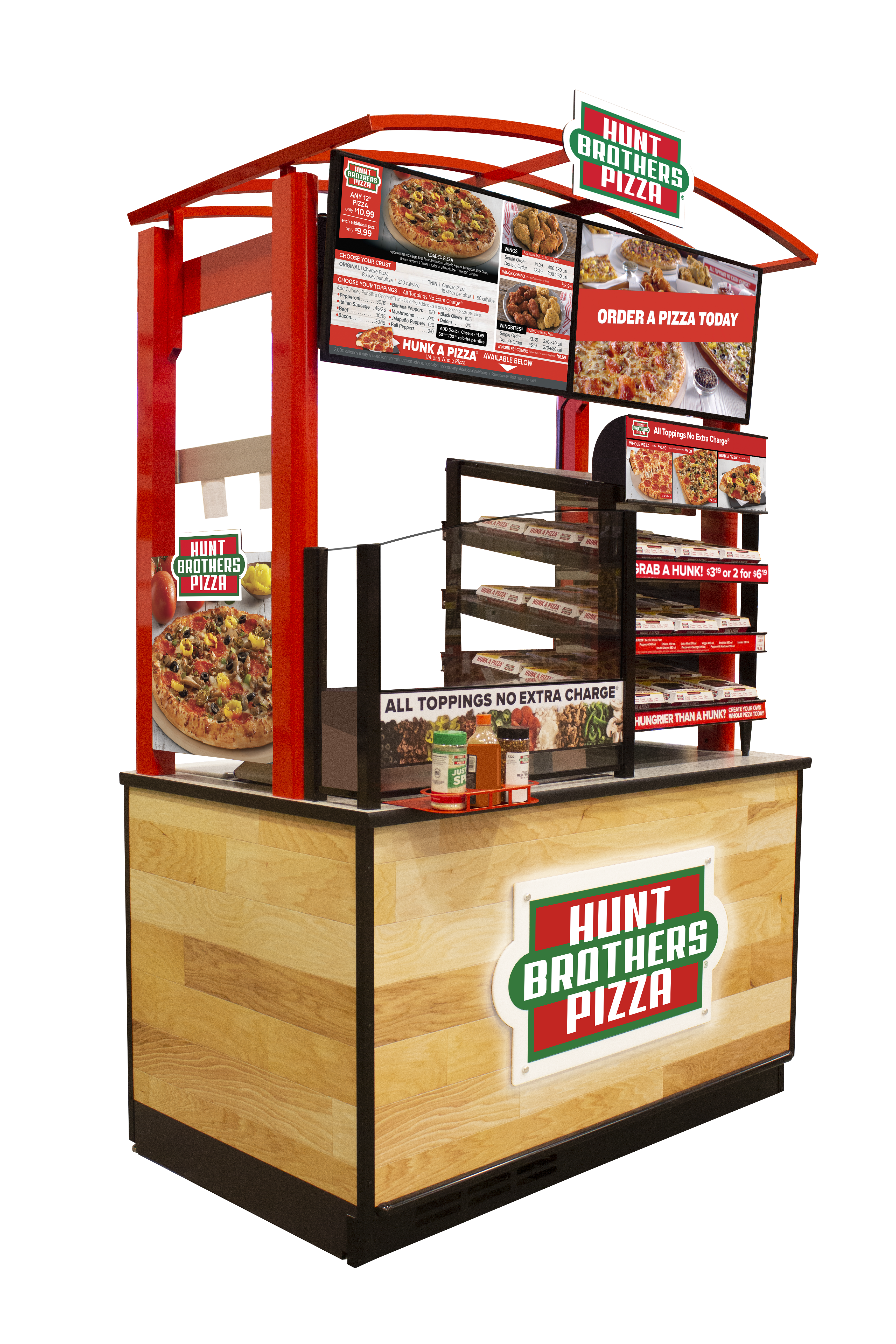 HBP Pizza Shoppe